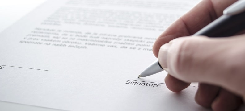 Differences between simple, advanced, and qualified electronic signature